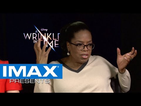 A Wrinkle in Time (TV Spot 'IMAX Presents')
