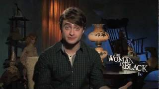 Daniel Radcliffe - The Woman in Black - Trivia Question