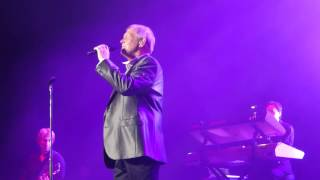 John Farnham *Everytime You Cry* Jupiters 22/02 /17