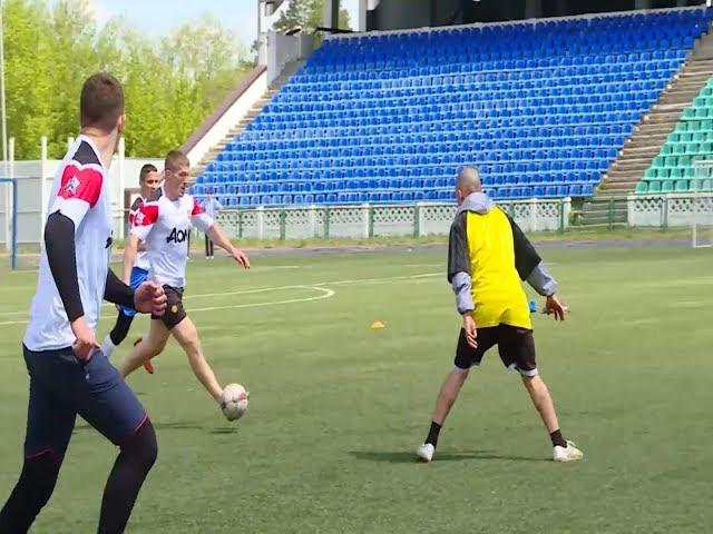 Юбилейный футбол