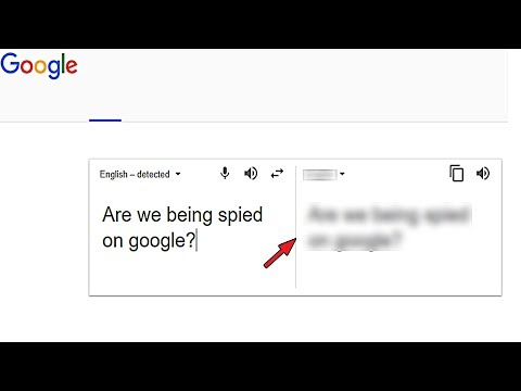5 Scary Things to Never Type On Google Translate…