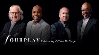 Fourplay - Quicksilver   *THE SMOOTHJAZZ LOFT*