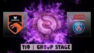 Ti9 Live ! TNC vs LGD | Ti9 Group Stage Bo2