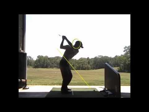 Drop Hands To Start Downswing