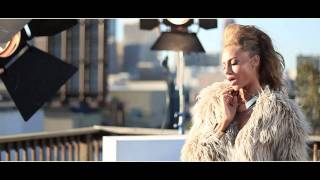 "Behind the scenes video - Dominique Reighard ""On Top of The World""."