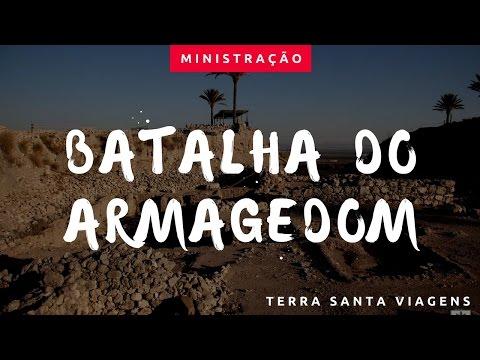 Batalha do Armagedon - Ministração com a Terra Santa Viagens
