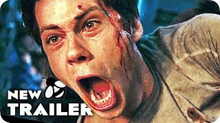 The Maze Runner 3 Final Trailer (2018) The Death Cure