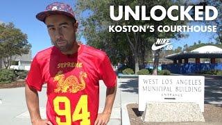 Eric Koston and the LA Courthouse Unlocked