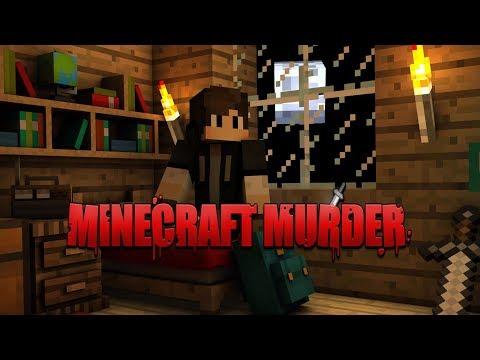 Minecraft jsem Murder! Timelapse!
