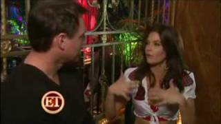 Тери Хэтчер, Teri Hatcher Turns Stripper on 'Desperate Housewives' rus sub