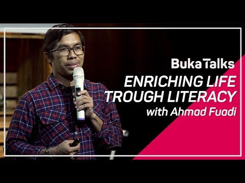 Ahmad Fuadi - The Power of Writing | BukaTalks
