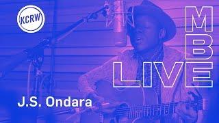 """J.S. Ondara Performing """"Saying Goodbye"""" Live On KCRW"""
