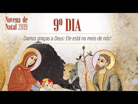 9º dia da Novena de Natal