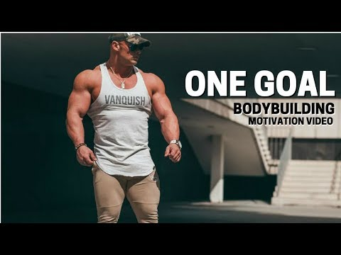 Bodybuilding Motivation Video - ONE GOAL | 2018