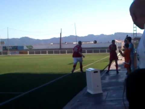 Sueca United 1 - 12 U.E Almoines , 14 Octubre 2012