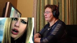РЕАКЦИЯ МАМЫ НА [Avril Lavigne - Sk8er Boi]