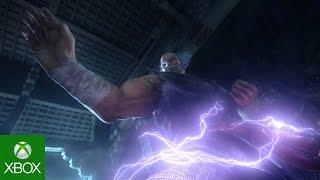 Avance de Tekken 7 en E32016