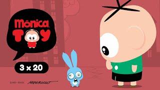 Monica Toy | Samson The Zombie ( S03E20)