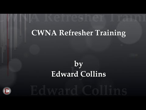CWNA-Training Introduction - YouTube