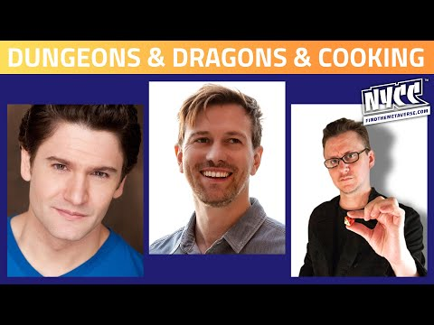 Dungeons & Dragons & Cooking!