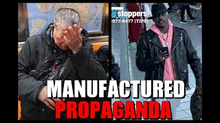Tariq Nasheed: Manufactured Propaganda