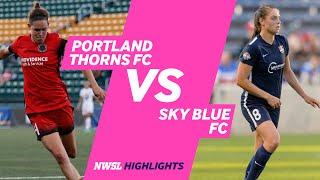 Portland Thorns FC vs. Sky Blue FC