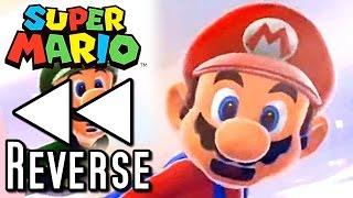Super Mario ALL INTROS in REVERSE 1996-2015 (Wii U to N64)