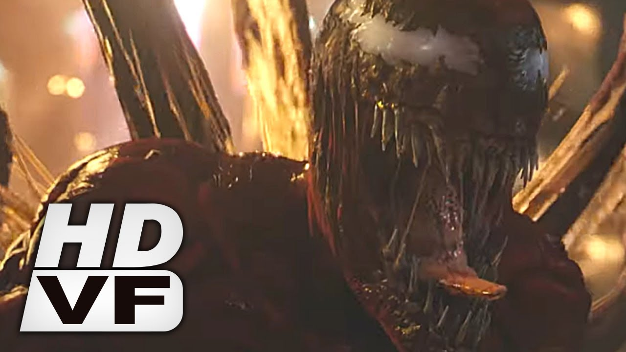VENOM : LET THERE BE CARNAGE Bande Annonce VF (Action, 2021)