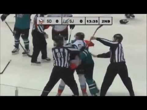 Joe Piskula vs. Alex Gallant