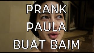 SEPERTI INILAH MURKANYA PAULA !!!BARU LIAT PAULA MARAH SEPERTI INI !!