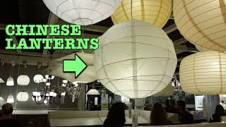 Replace Big, Unwieldy Softboxes With Chinese Paper Lanterns!