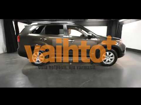 Kia SORENTO 2,2 CRDi AWD EX A 5P, Maastoauto, Automaatti, Diesel, Neliveto, LZO-514