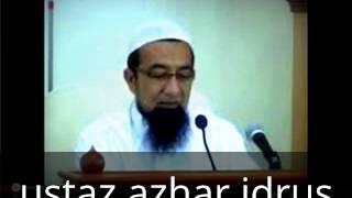 Kuliah Ustaz Azhar Idrus  Rukun Iman Dan Huraiannya
