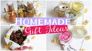 DIY Gift Ideas!! | Homemade, Natural & Healthy Christmas Presents!