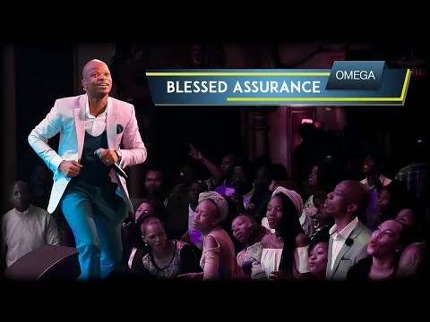 omega khunou blessed assurance