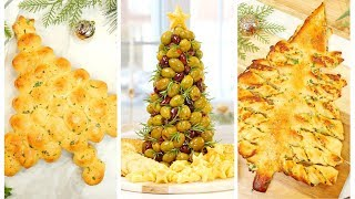 3 Easy Christmas Appetizers | Holiday Entertaining Recipes