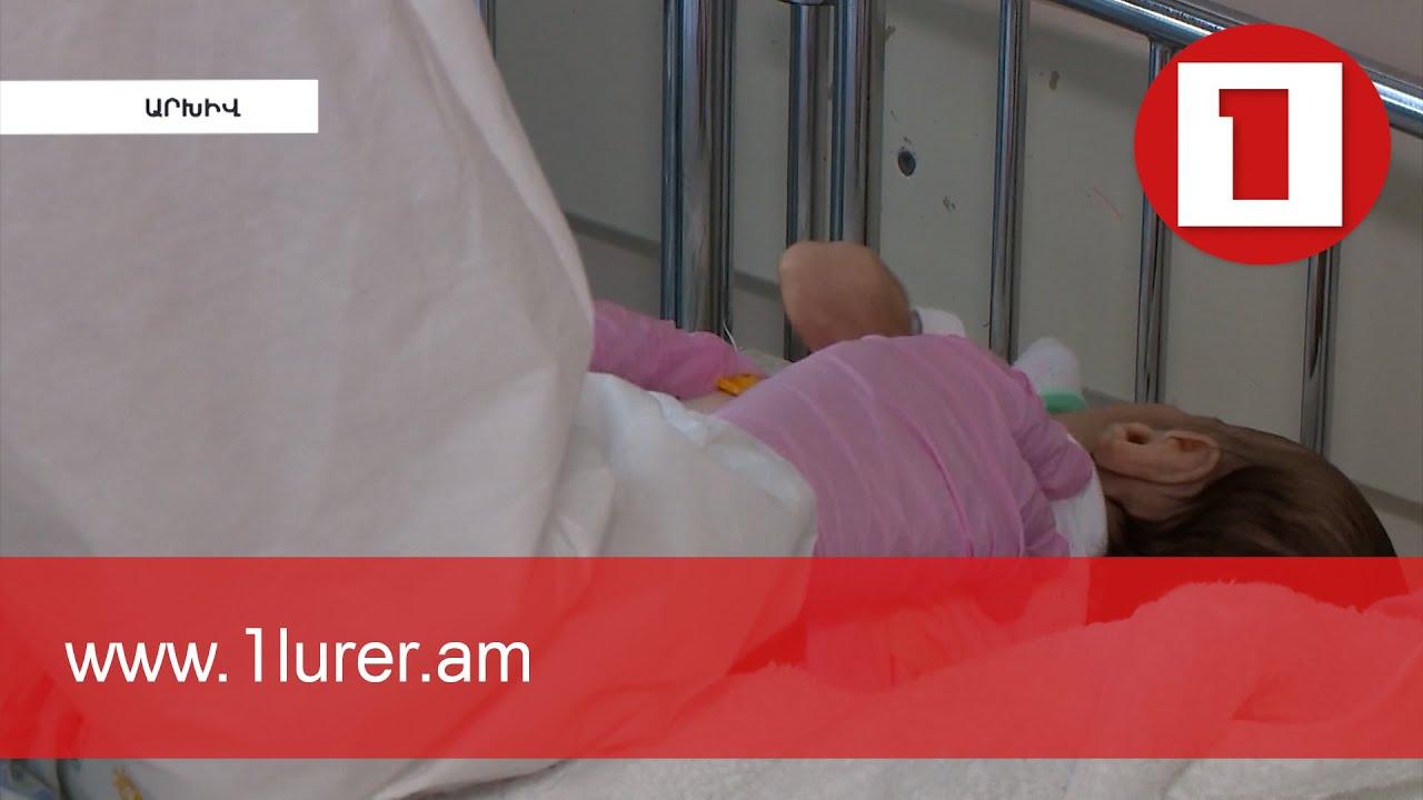 Կորոնավիրուսի 4-րդ ալիքի ընթացքում ավելացել են նաև երեխաների վարակման դեպքերը