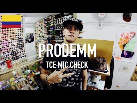Prodemm - Untitled [ TCE Mic Check ]