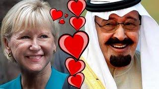 Why Sweden Supports Saudi Arabia
