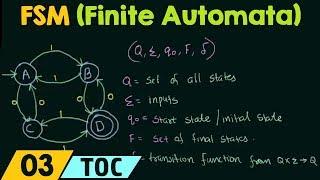 Finite State Machine (Finite Automata)