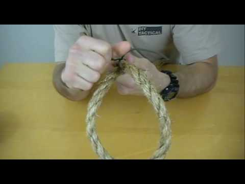 Knot of the Week - Common Rope Seizing