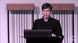 """06.14.15 .Sermon """"Monastic Revolution"""" ~ Beth Dana"""