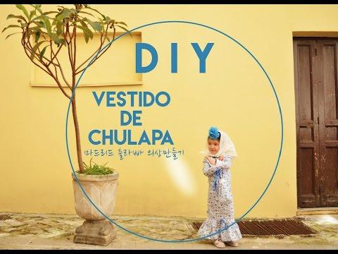 DIY VESTIDO DE CHULAPA PARA SAN ISIDRO ⎮ SEWUL KIM