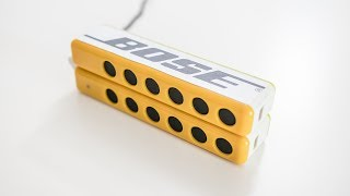 Bose Xtreme Micro Subwoofer Array - 3d binaural sound