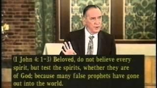 """Дерек Принс """"Истинный Христос и лжехристы"""" часть 1"""