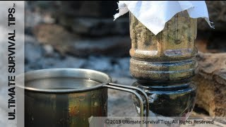 Make YOUR Survival Water Filter - Step-By-Step - Portable Emergency Water Filter DIY