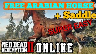 red dead redemption 2 online best horse saddle - TH-Clip