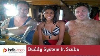 Buddy System in Scuba Diving