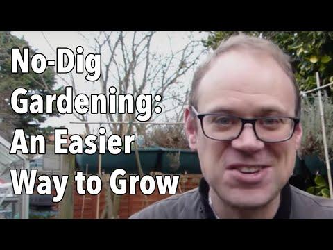 No-Dig Gardening: An Easier Way to Grow