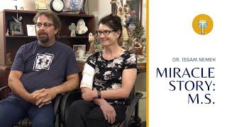 Walking Again - Multiple Sclerosis Miracle